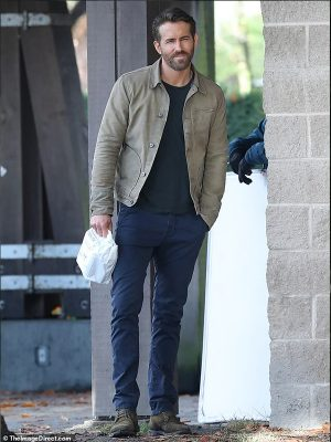 Ryan Reynolds Jackets