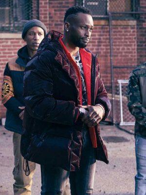 The Equalizer Kenya Bell Puffer Jacket