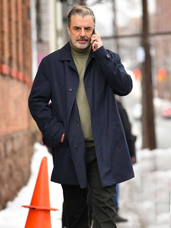 The Equalizer 2021 Chris Noth Coat
