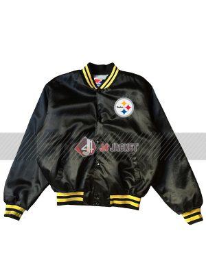 Pittsburgh Steelers Starter Bomber Jacket