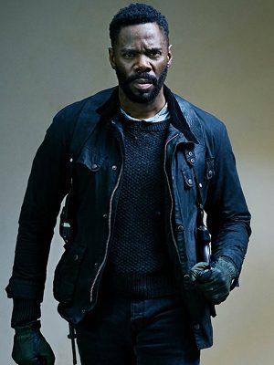 Colman Domingo Black Jacket