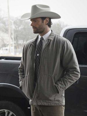 Walker Cordell Walker Cotton Gray Jacket