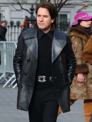 Ewan McGregor Black Jacket