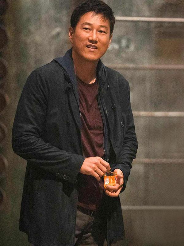 F9 Sung Kang Black Cotton Jacket