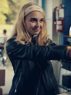 Ginny & Georgia Nikki Roumel Black Jacket