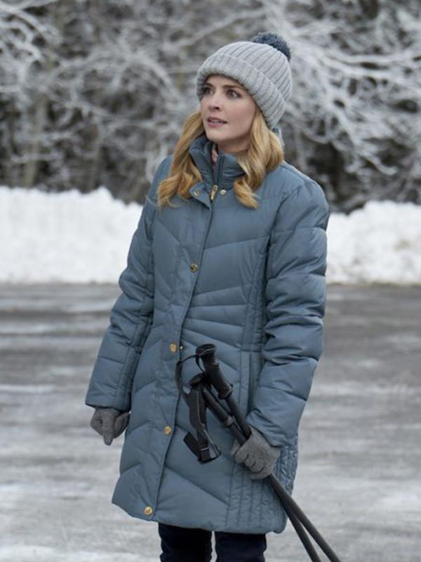 Snowkissed Kate Blue Puffer Jacket