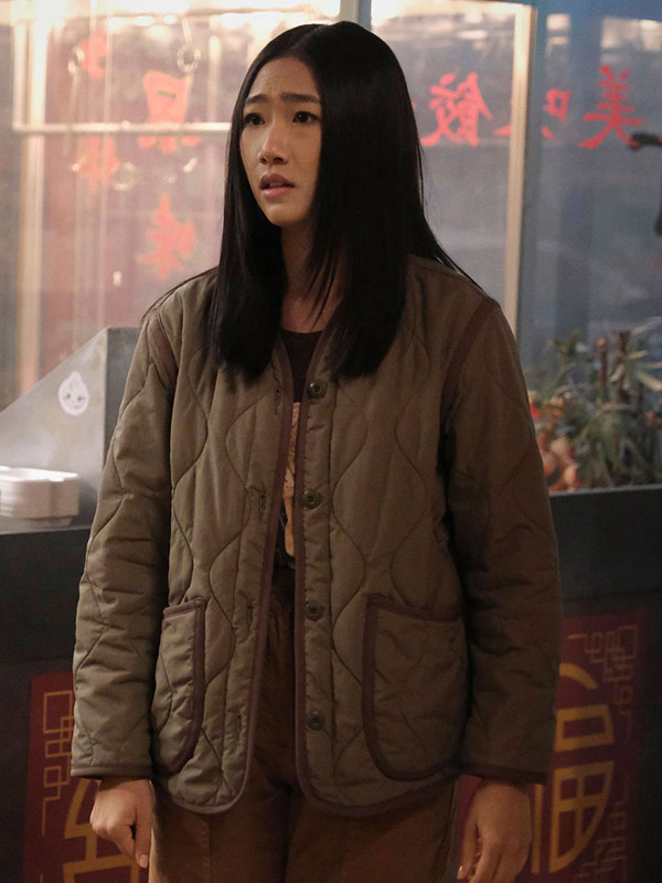 Olivia Liang Kung Fu Jacket