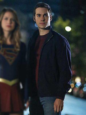 Supergirl Mon-El Cotton Jacket