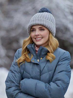 Jen Lilley Snowkissed Puffer Jacket