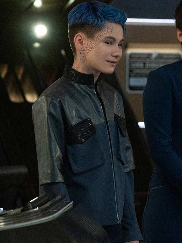Ian Alexander Star Trek Discovery Jacket