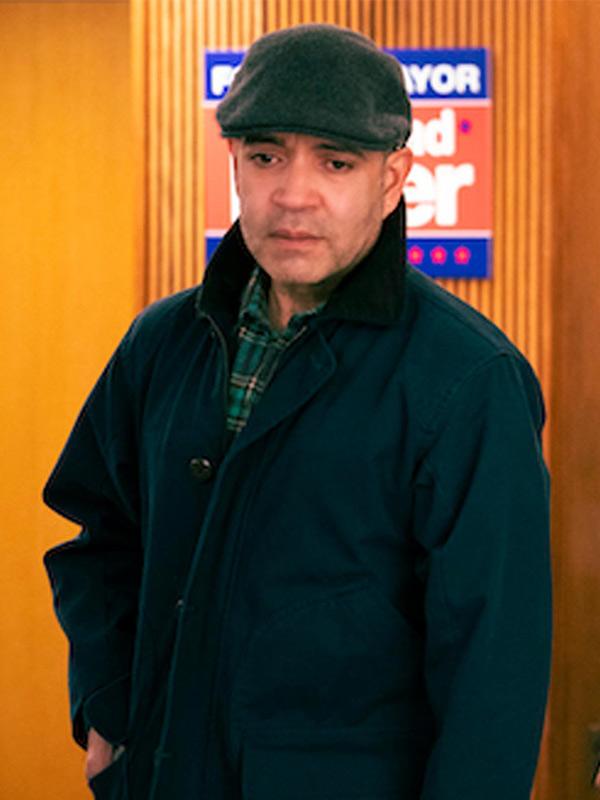The Equalizer Luis Antonio Ramos Jacket