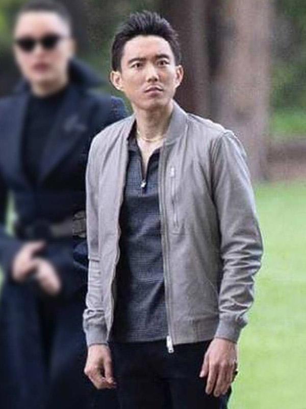 Justin H. Min Bomber Jacket