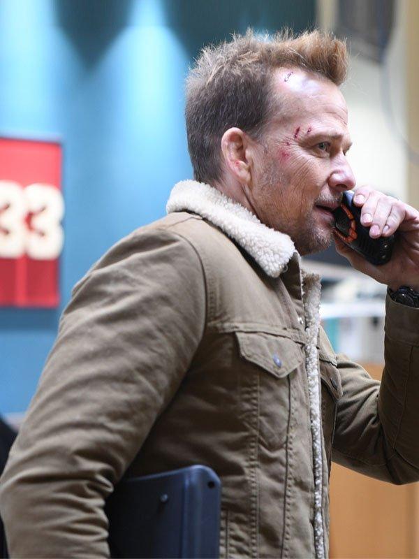 Jason Hill Assault on Station 33 Jacket
