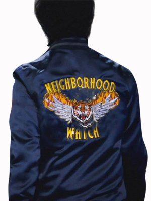 Ben Stiller The Watch (Neighborhood) Blue Jacket