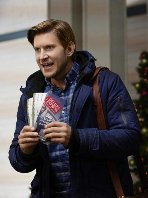 Greyston-Holt-Cross-Country-Christmas-Max-Blue-Puffer-Jacket