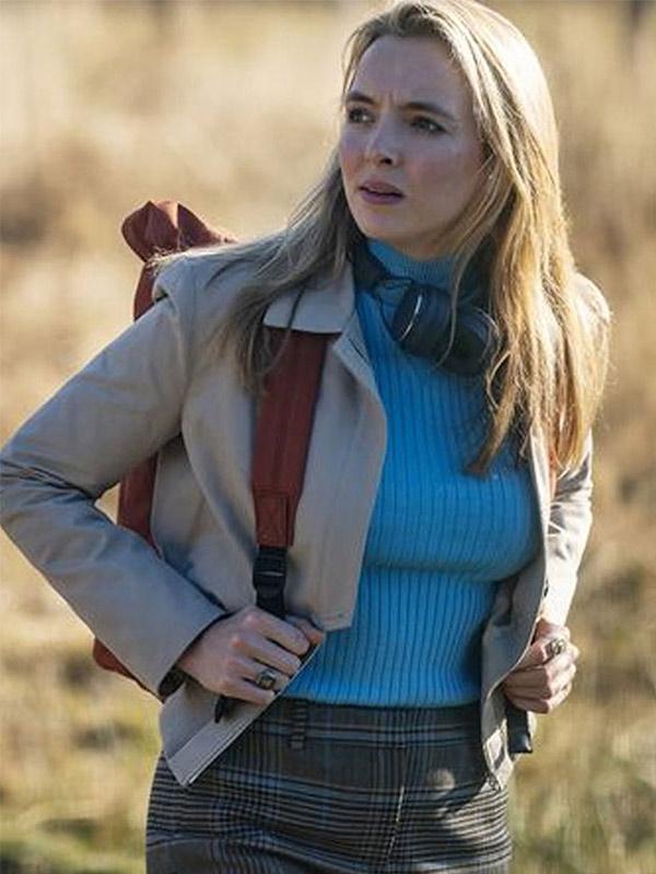 Villanelle Killing Eve Season 03 Cotton Jacket