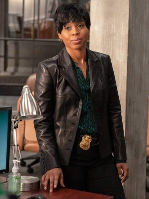 Danielle Moné Truitt Law and Order Organized Crime Jacket
