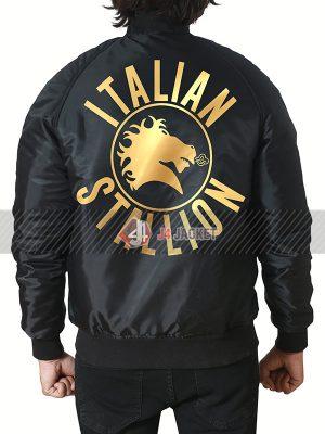 Rocky III Sylvester Stallone Italian Stallion Jacket