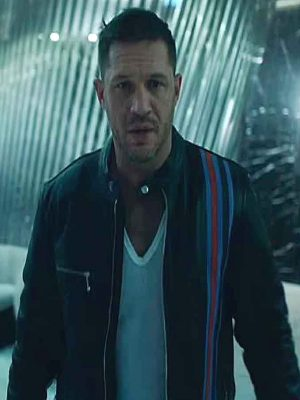 Tom Hardy Venom Let There Be Carnage Leather Jacket