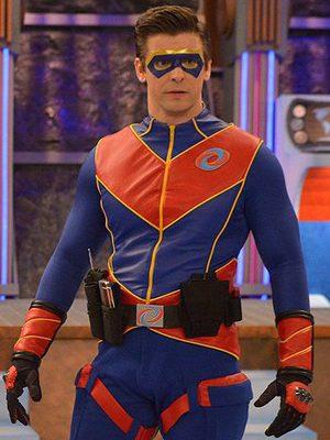 Captain Man Henry Danger Cosplay Jacket