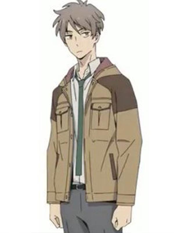 H1 The Millionaire Detective Balance Haru Kato Hooded Jacket