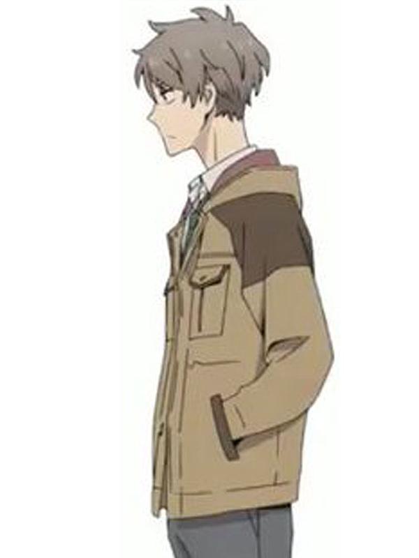 Anime Series Fugou Keiji Balance Haru Kato Costume Jacket
