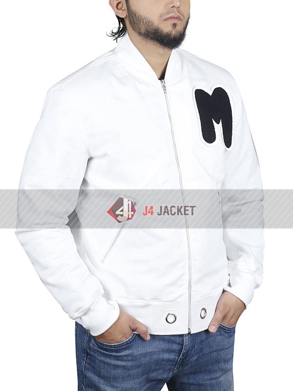 Marshmello Mens Bomber Jacket