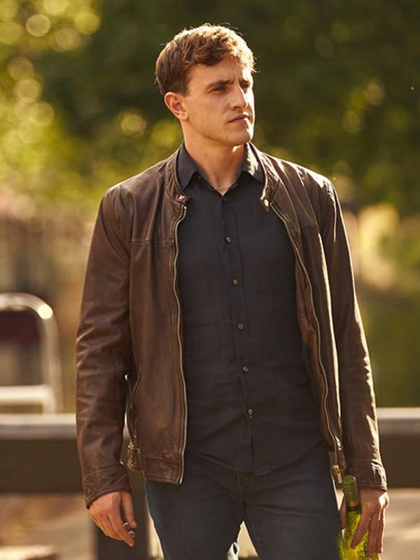 Paul Mescal Brown Jacket