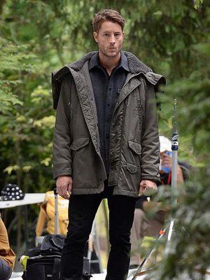 The Noel Diary Jacob Turner Hooded Jacket
