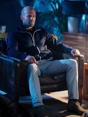 Jason Statham Bomber Jacket