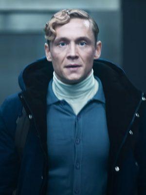 Army of Thieves Ludwig Dieter Hooded Jacket