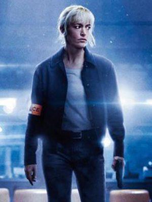 How I Became a Super Hero Lieutenant Cécile Schaltzmann Jacket