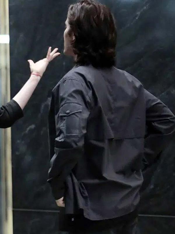 WeCrashed Adam Neumann Black Jacket