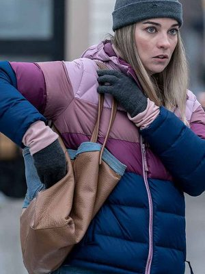 Kevin Can Fk Himself Allison McRoberts Puffer Jacket