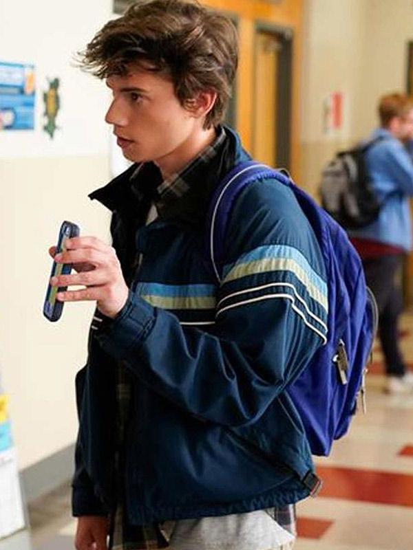 Love, Victor Felix Blue Jacket