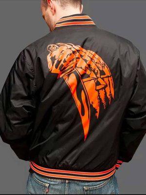 Men's Halloween 78 Bomber Jacket