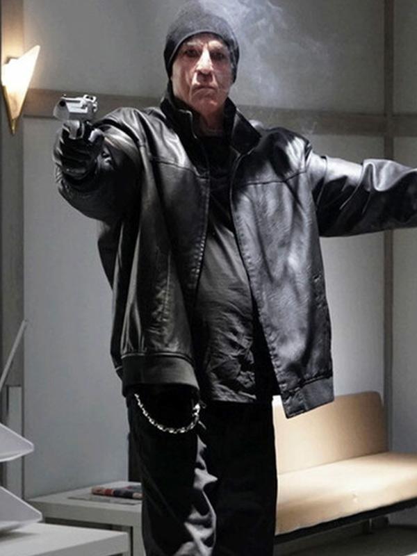 Nick Cassavetes Prisoners of the Ghostland Bomber Jacket