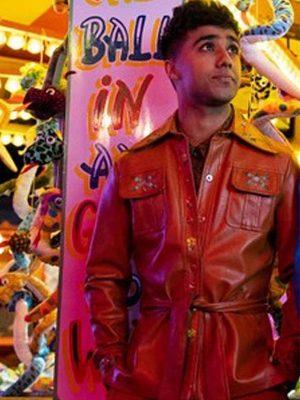 Chaneil Kular Brown Jacket