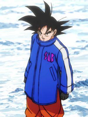 Dragon Ball Super Vegeta Green SAB Green Leather Coat