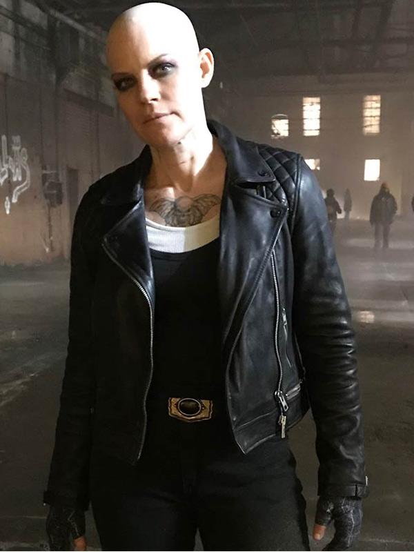 Stephanie Czajkowski Doom Patrol S02 Hammerhead Jacket
