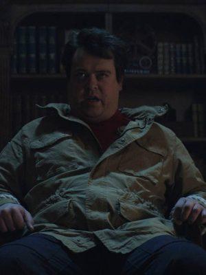 Doom Patrol Season 02 Tommy Snider Cotton Jacket