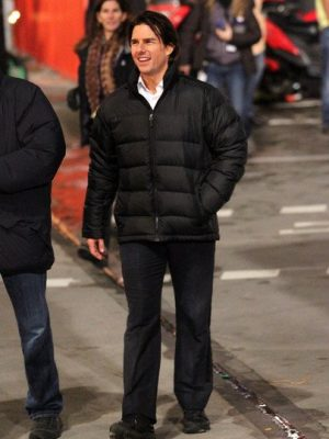 Mission Impossible 5 Rogue Nation 2015 Tom Cruise Puffer Jacket