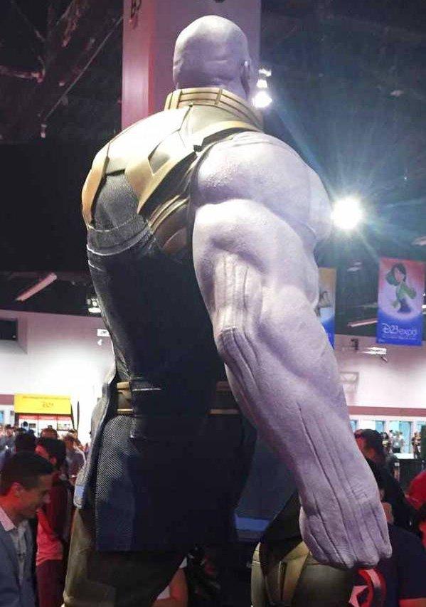 Thanos Avengers Infinity War Cosplay Costume Vest