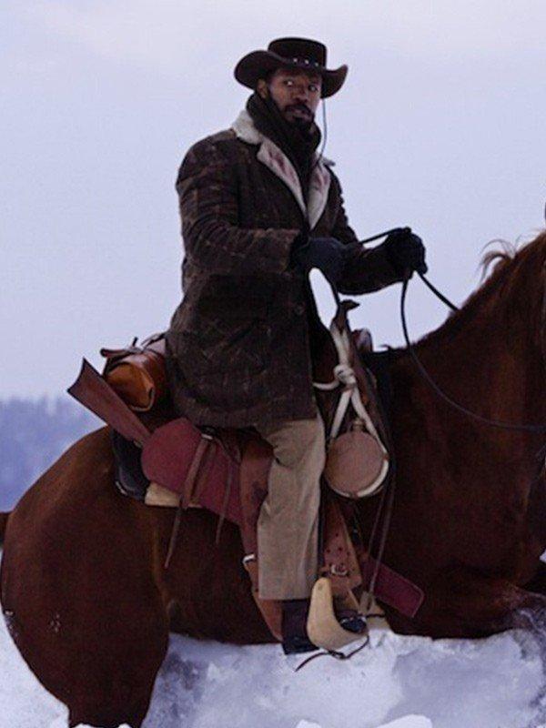 Django Unchained Movie 2012 Jamie Foxx Coat