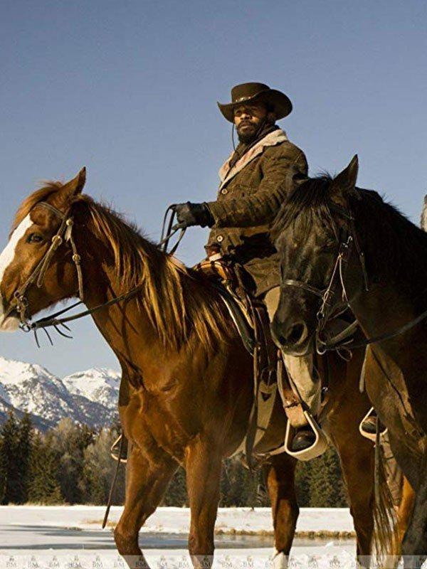 Jamie Foxx Django Unchained 2012 Django Coat