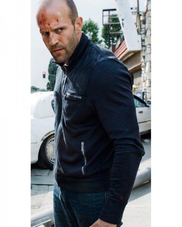Jason Statham Crank 2 High Voltage Chev Chelios Jacket