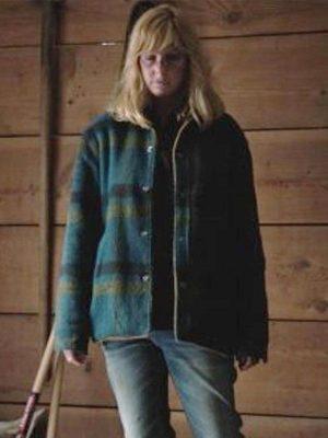 Beth Dutton Yellowstone Season 2 Kelly Reilly Flannel Jacket