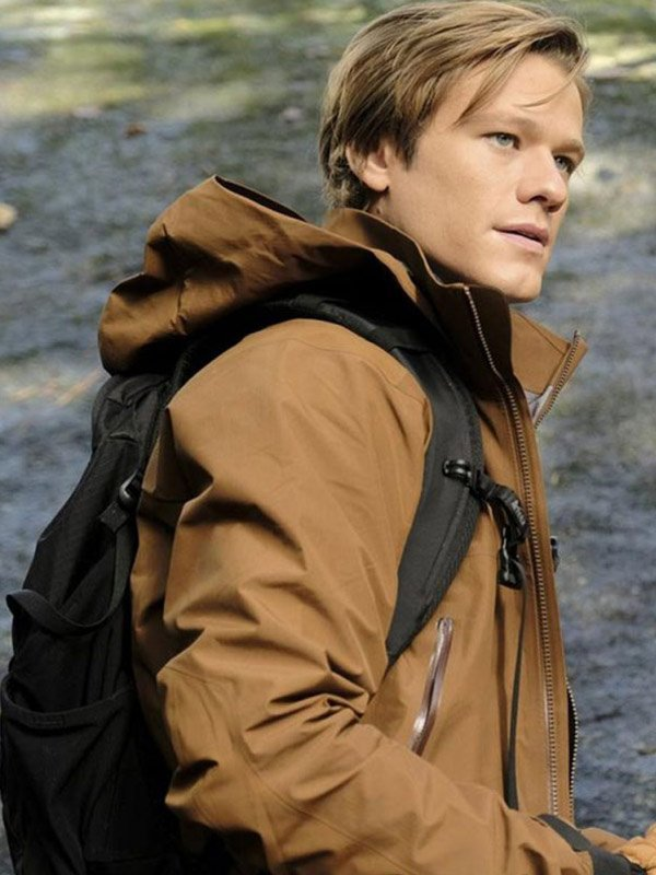 Angus Macgyver TV Series Macgyver Season 03 Lucas Till Jacket