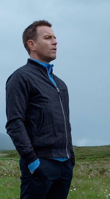 Ewan McGregor T2 Trainspotting Mark Renton Cotton Jacket
