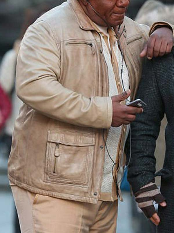 Luther Stickell Mission Impossible 06 Ving Rhames Fallout Jacket